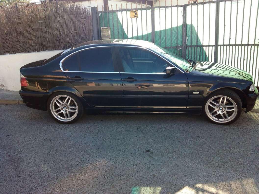 Imagen vendo BMW 320d urge