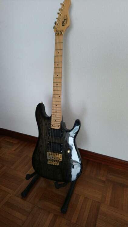 Imagen guitarra electrica