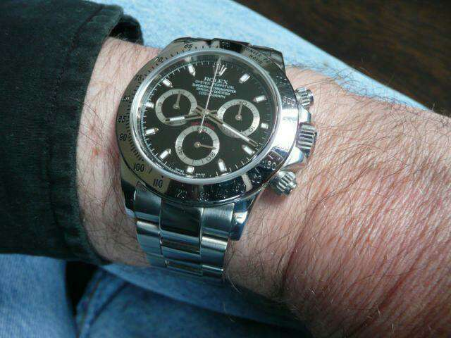 Imagen producto Rolex - Rolex Daytona 16520  2