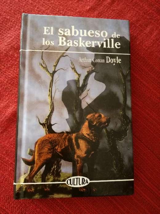Imagen El sabueso de los Baskerville, Arthur Conan Doyle