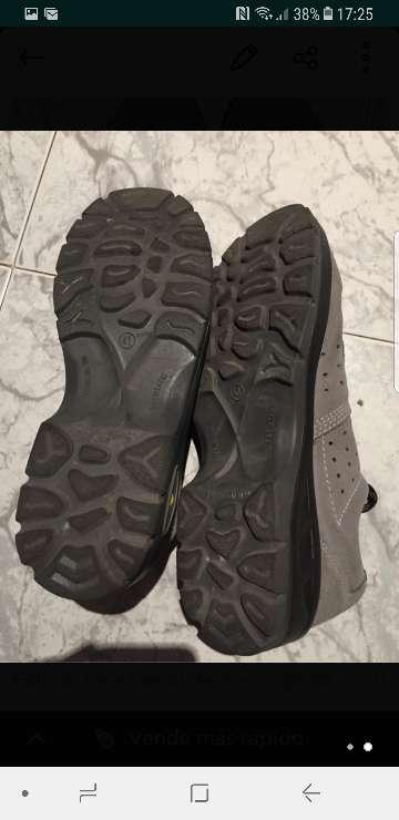 Imagen producto Zapatos trabajo hombre 2