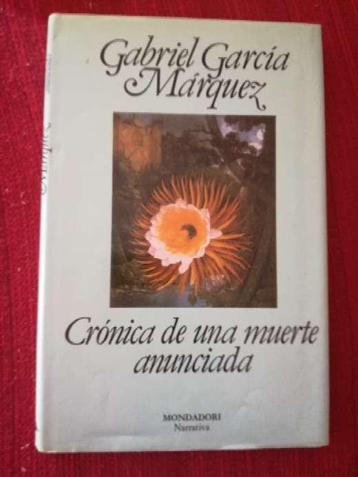 Imagen Crónica de una muerte anunciada, Gabriel García Márquez