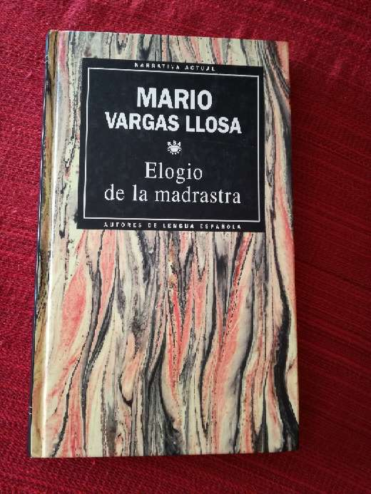Imagen Elogio de la madrastra, Mario Vargas Llosa