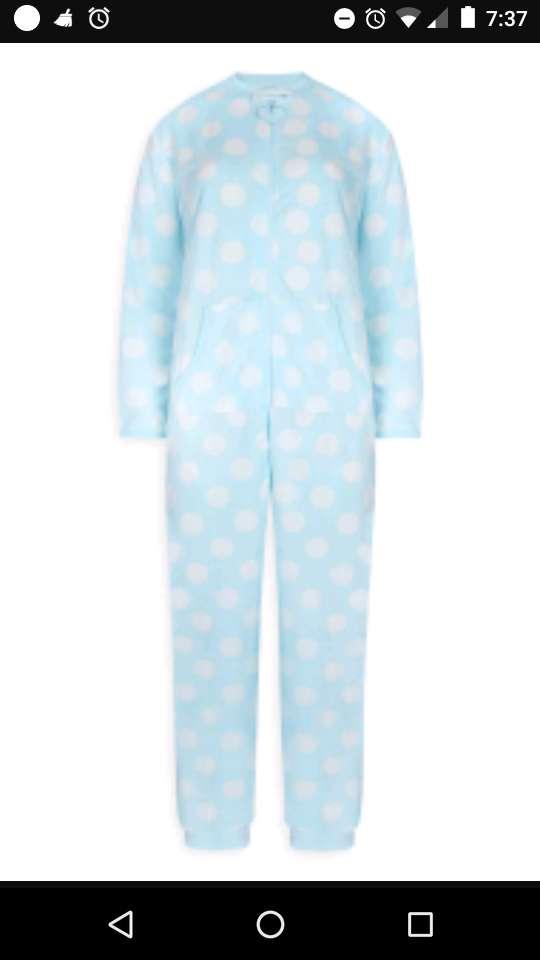 Imagen Pijama para adulto