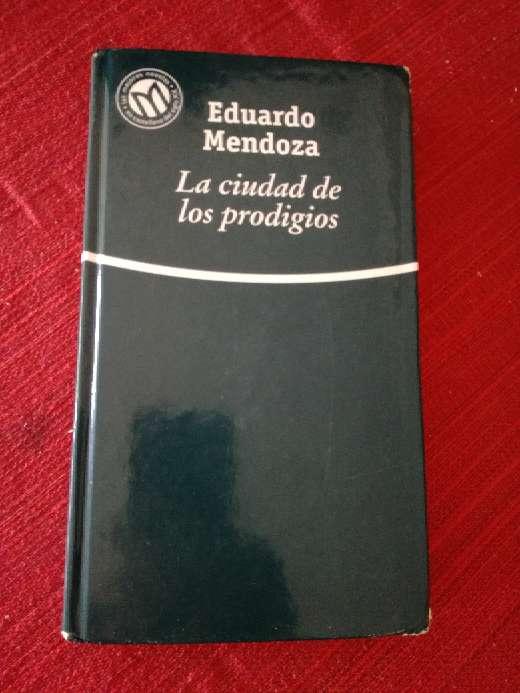 Imagen La ciudad de los prodigios, Eduardo Mendoza