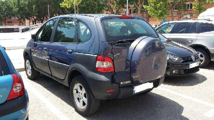 Imagen Hola, vendo coche Renault Scenic Rx4. Año 2001 - 138000 km.