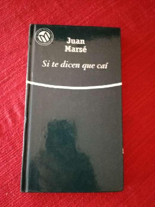 Imagen Si te dicen que caí, Juan Marsé