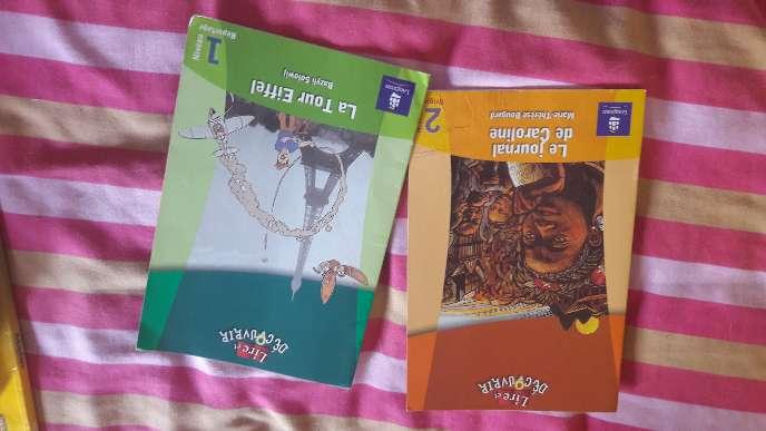 Imagen producto Libros de lectura en francés 2