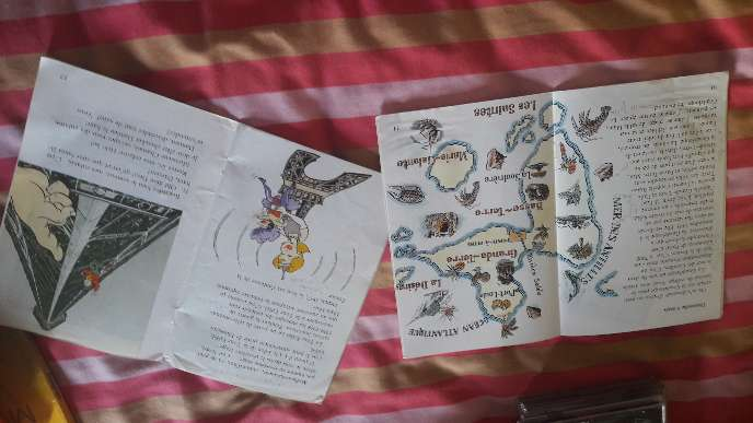 Imagen libros de lectura en francés