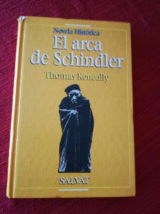 Imagen El arca de Schindler, Thomas Keneally