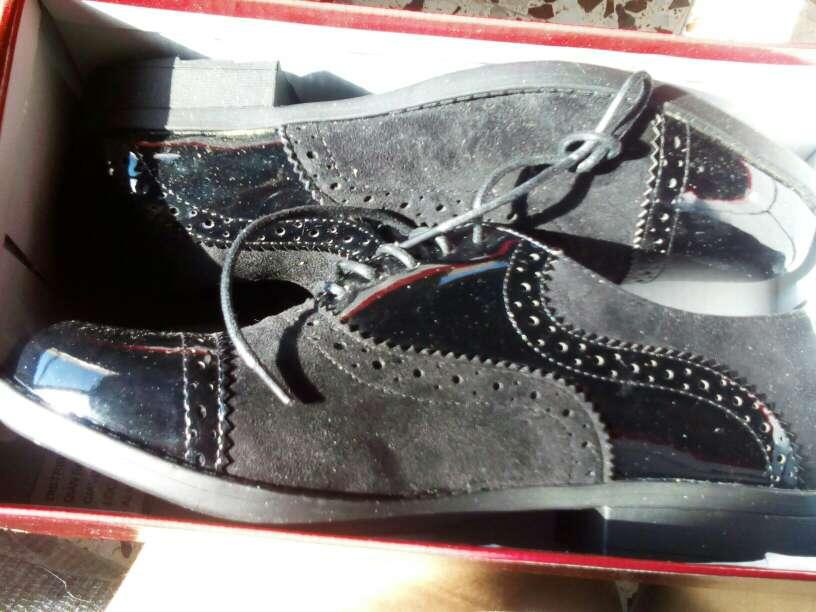 Imagen producto Zapatos charol nuevos precioso 1