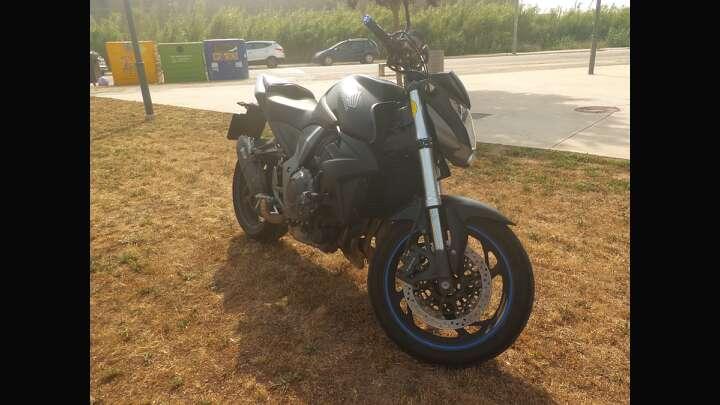 Imagen Honda CB1000r