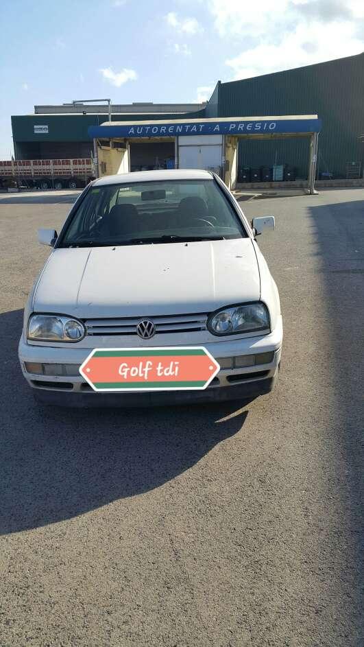 Imagen Volkswaguen Golf 1.9 tdi