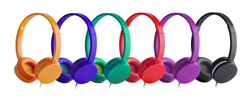 Imagen Energy headphones colors