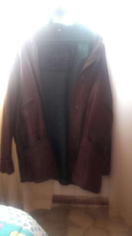 Imagen chaqueton de piel talla 62
