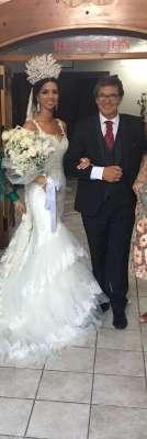 Imagen producto Vestido de novia de lujo  4