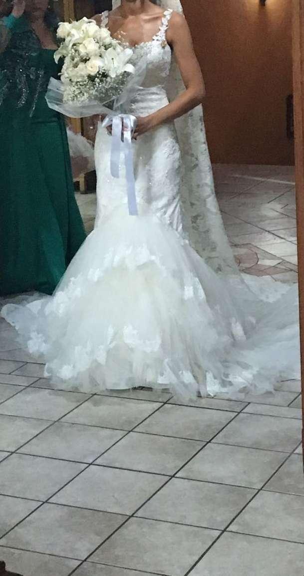 Imagen producto Vestido de novia de lujo  3