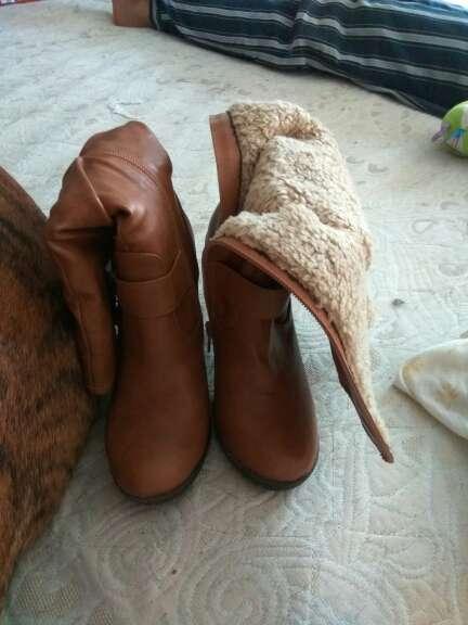 Imagen botas calentitas