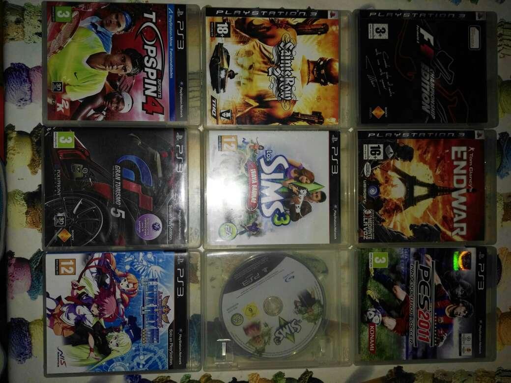 Imagen producto Juegos PS3 2
