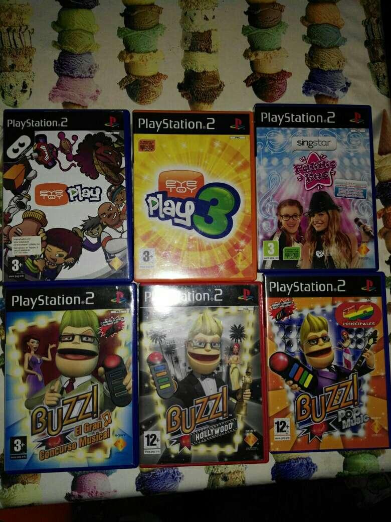 Imagen juegos ps2