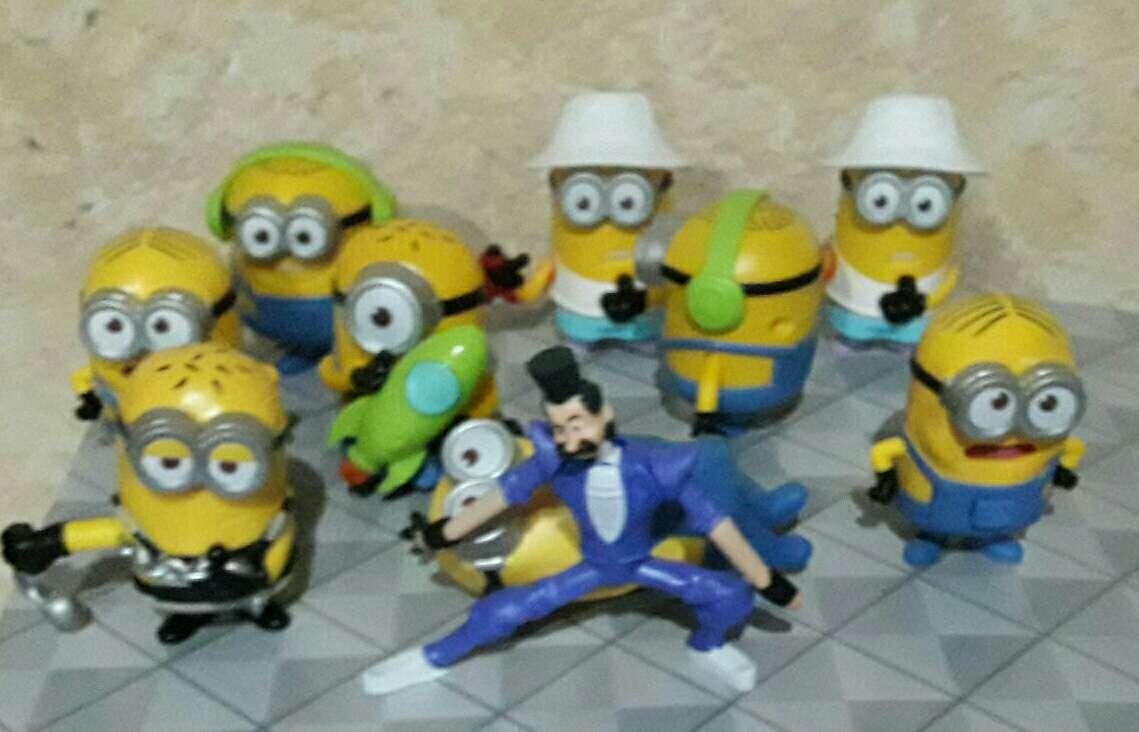 Imagen juguetes minions