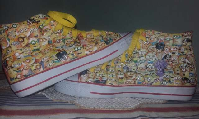 Imagen producto Zapatillas minions 2