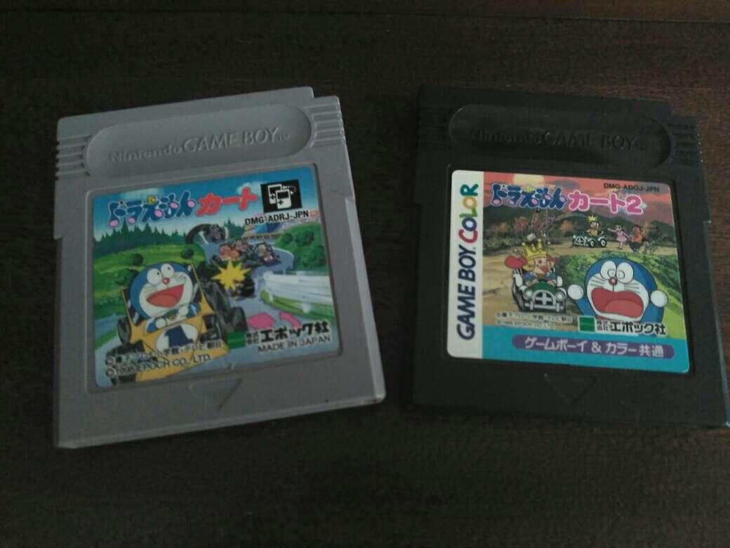 Imagen Doraemon Kart 1 y 2