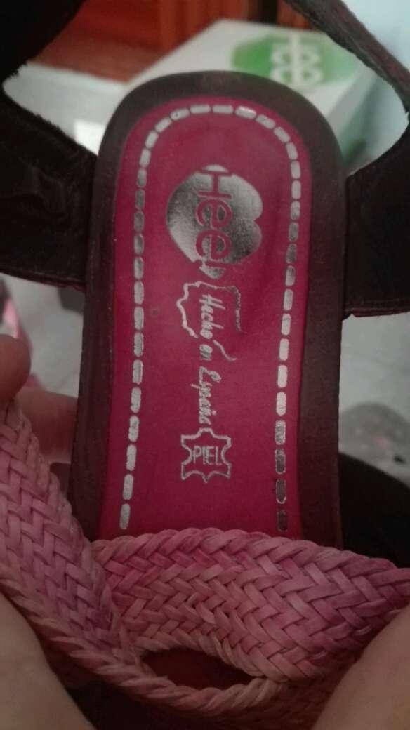 Imagen producto Tacones rosas 3