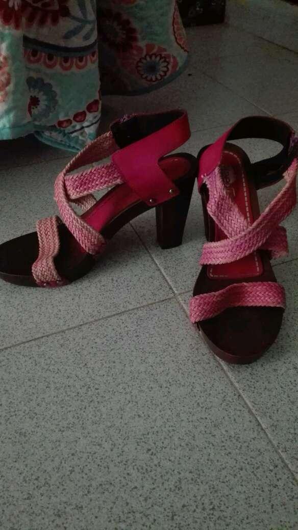 Imagen producto Tacones rosas 2