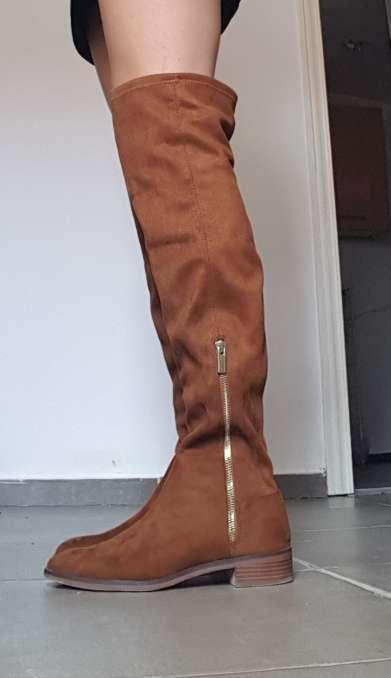 Imagen producto Botas marrón por el inverno 3