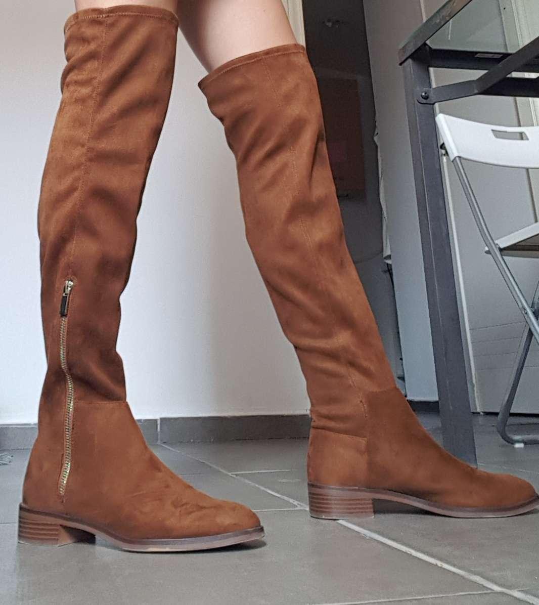 Imagen producto Botas marrón por el inverno 2