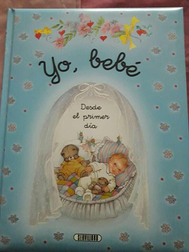 Imagen libro del bebe evolutivo nuevo
