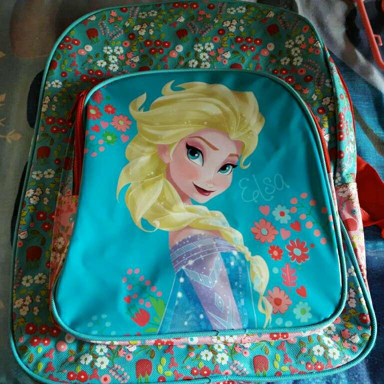 Imagen mochila frozen nueva