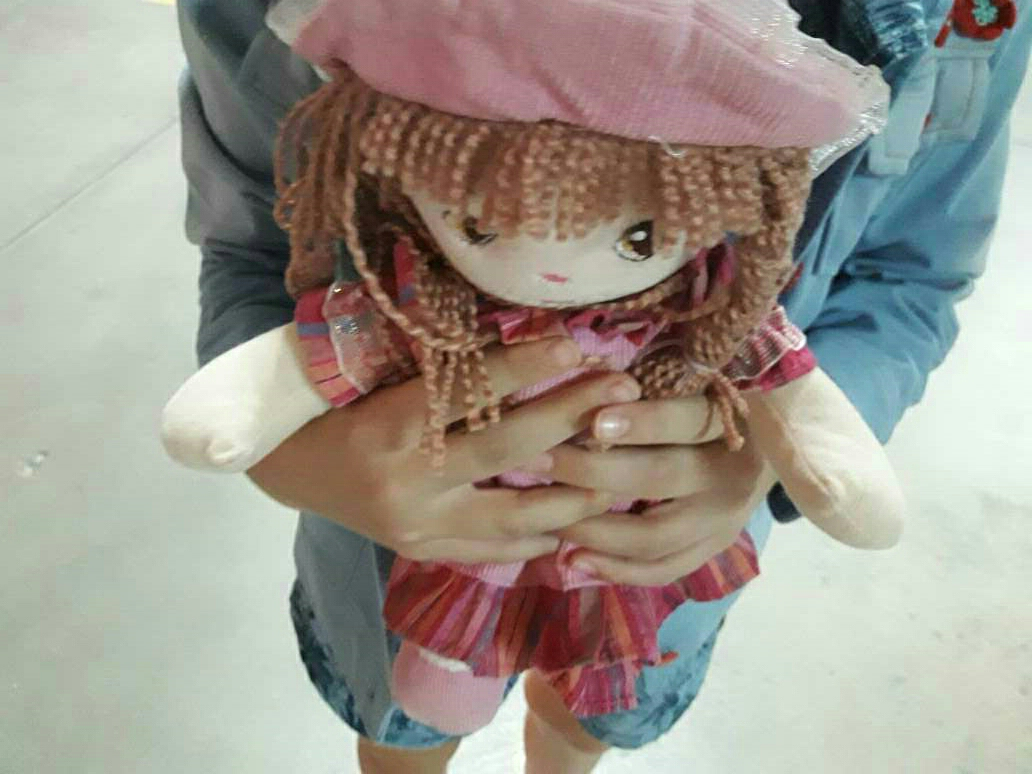 Imagen producto Peluches y muñeca 3