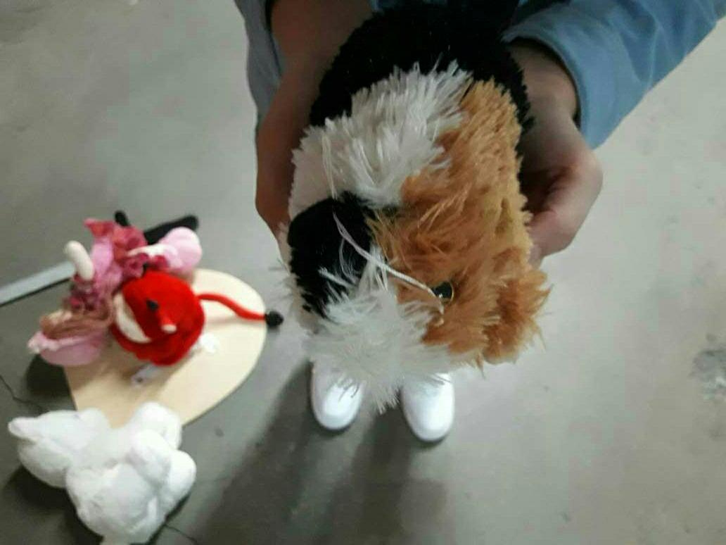 Imagen producto Peluches y muñeca 5