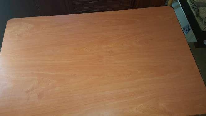 Imagen  madera de macizas 1.86 x 90 cerrada y abierta 1.98 x 90