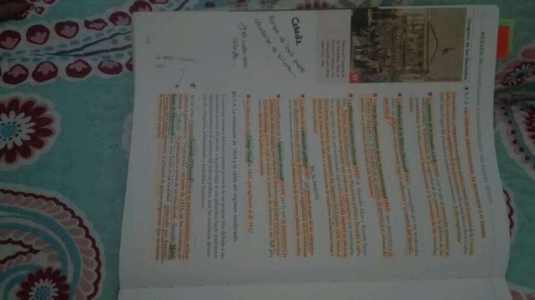 Imagen producto Libro historia de españa 2 bachillerato 2