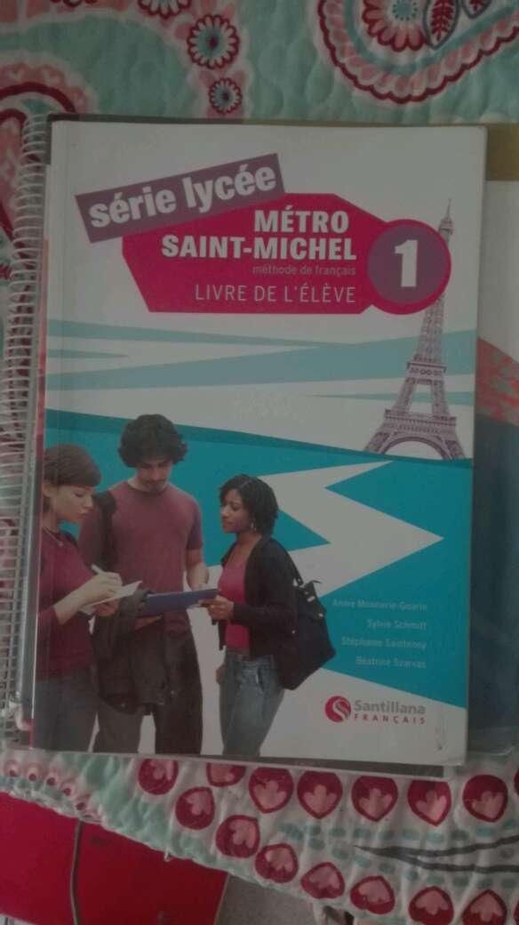 Imagen libro frances 1 bach