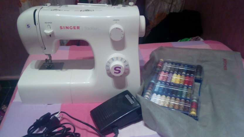 Imagen Máquina de coser Singer nueva