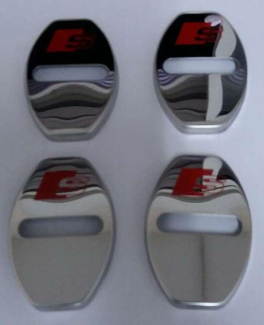 Imagen Emblema audi puerta coche
