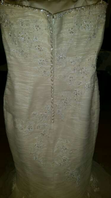 Imagen producto Vestido novia 3