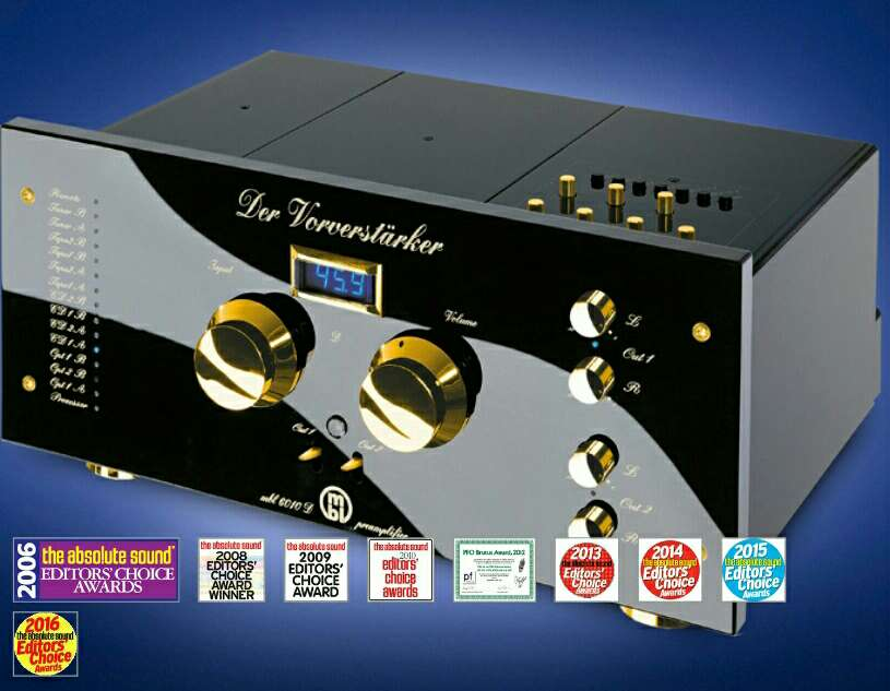 Imagen producto Espectacular equipo de sonido MBL serie Reference, high end audio made in Germany 3