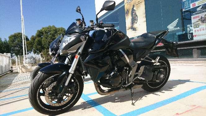 Imagen Moto Cb1000R naked