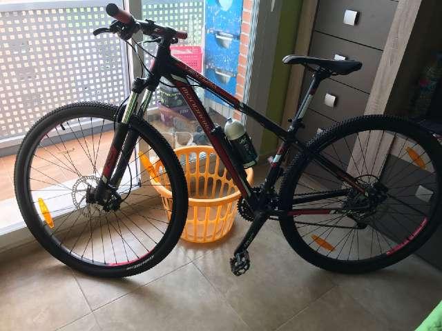 Imagen bicicleta sin estrenar