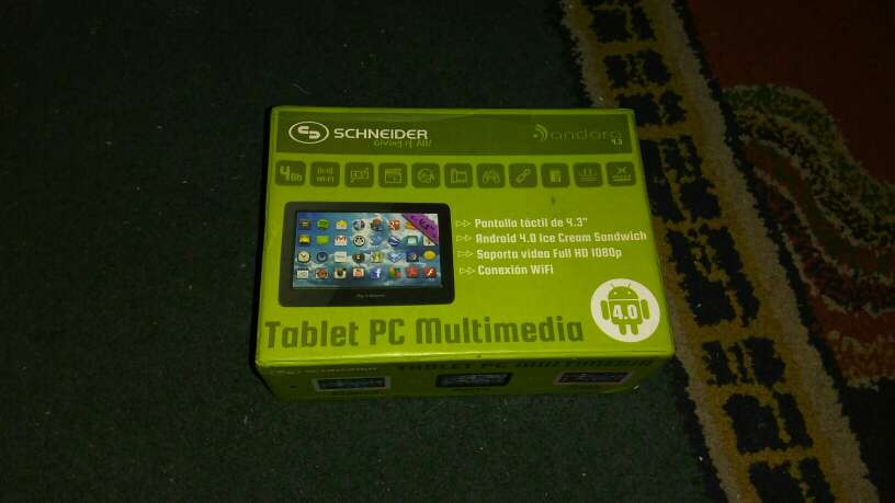 Imagen tablet mini