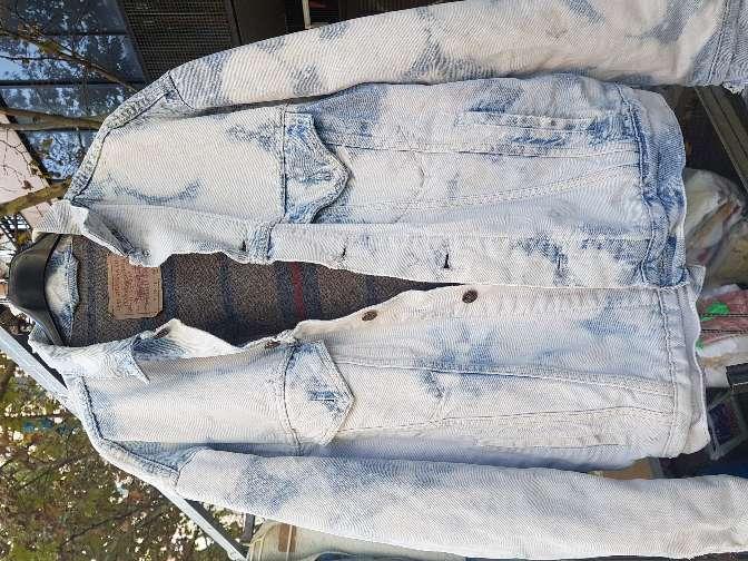 Imagen chaqueta Levi's original bomber