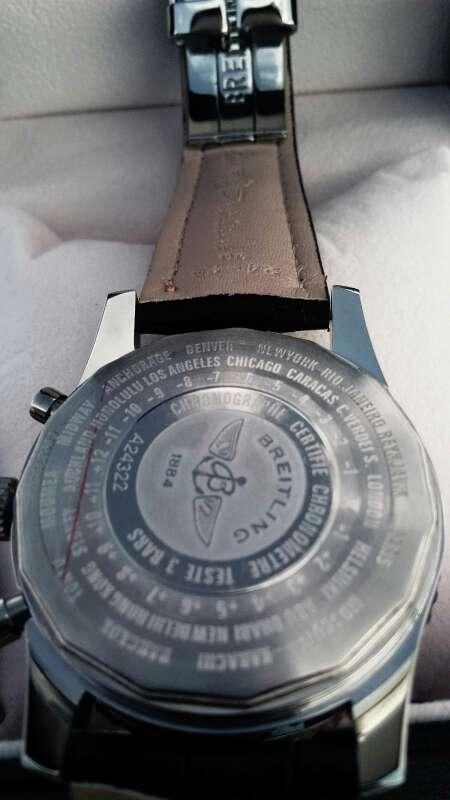 Imagen producto Reloj cuarzo Breitl 3