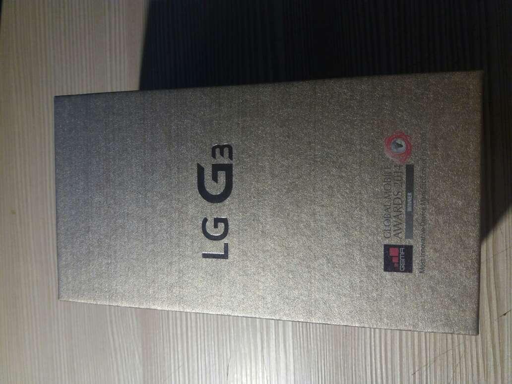 Imagen lg g3 negro