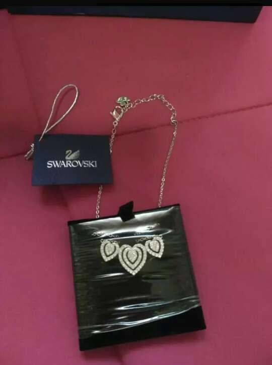 Imagen producto Collar Swarovski nuevo 2
