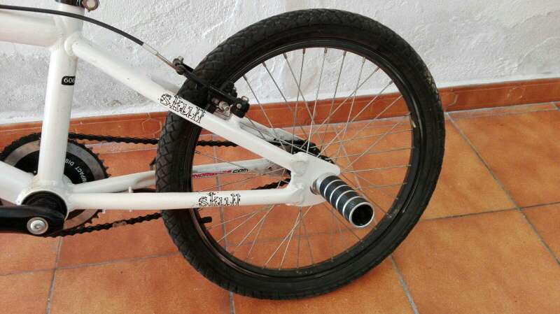 Imagen producto BMX BICI marca conor 3